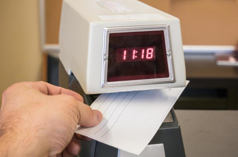 Ewidencja czasu pracy, jako niezbędny składnik dokumentacji pracowniczej