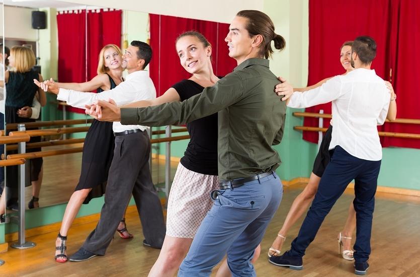 Kursy tańca towarzyskiego. Hobby i dobra rozrywka