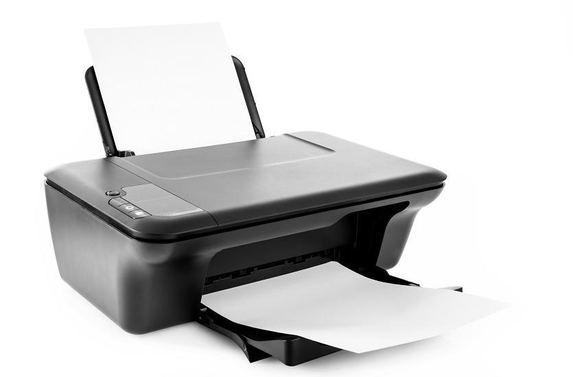 Historia drukarek i kserokopiarek biurowych