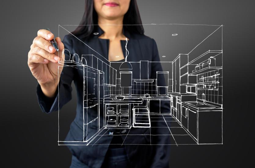 Kiedy warto wynająć firmę projektującą wnętrza?