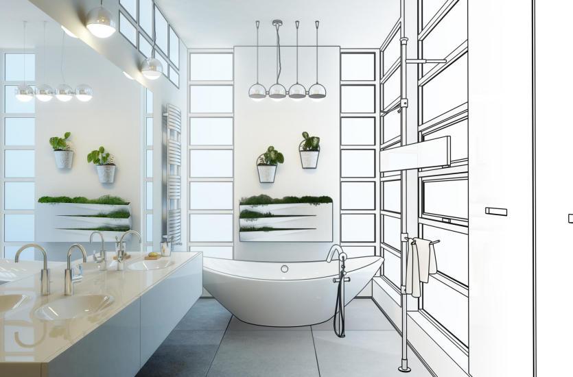 Gruntowy remont łazienki – na co zwrócić uwagę?