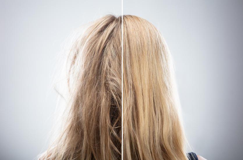 Zalety keratynowego prostowania włosów