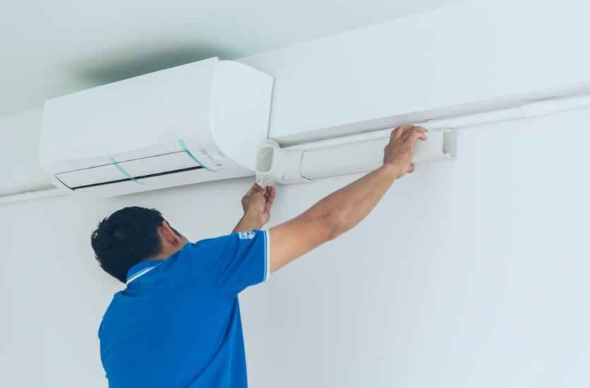 Montaż i naprawy klimatyzacji i wentylacji