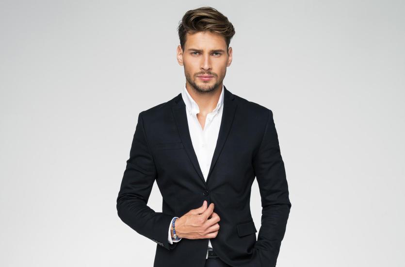Pan Młody u fryzjera? – fryzura męska na ślub