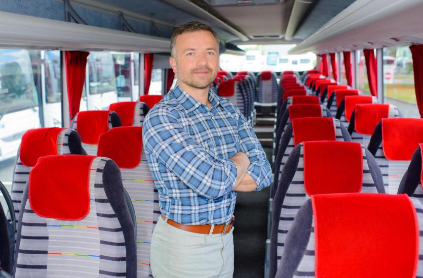 Преимущества перевозки автобусами.