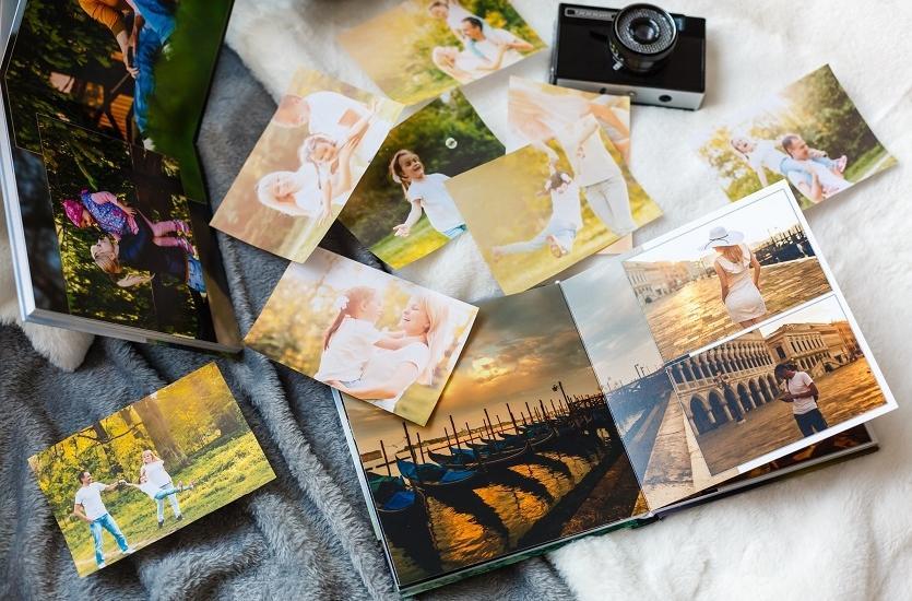 Rodzaje albumów na zdjęcia