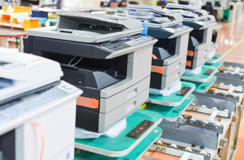 Co dokładnie obejmuje profesjonalny serwis drukarek i kopiarek?