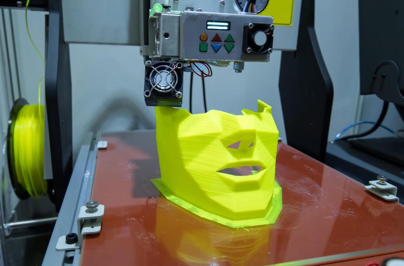 Zastosowanie technologii druku 3D