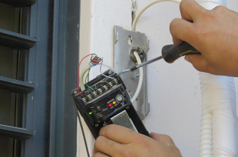 Przygotowanie do instalacji domofonu