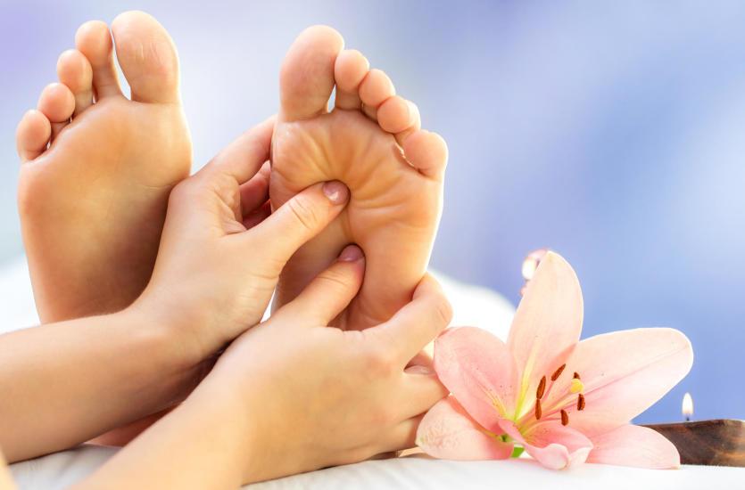 Refleksoterapia, czyli uzdrawianie przez uciskanie stóp