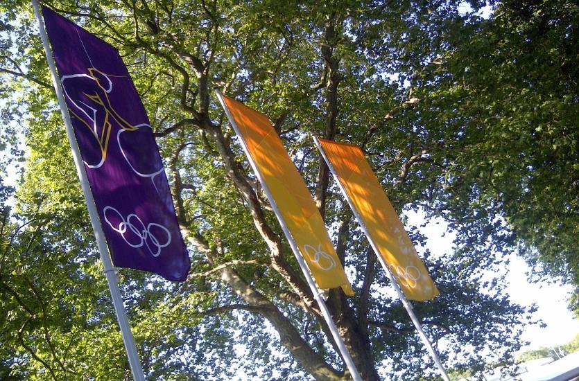 Flaga jako sposób na reklamę działalności firmy