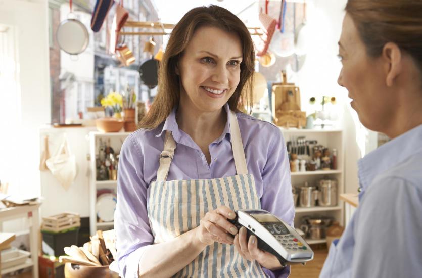 Usługi dodatkowe małych sklepów osiedlowych