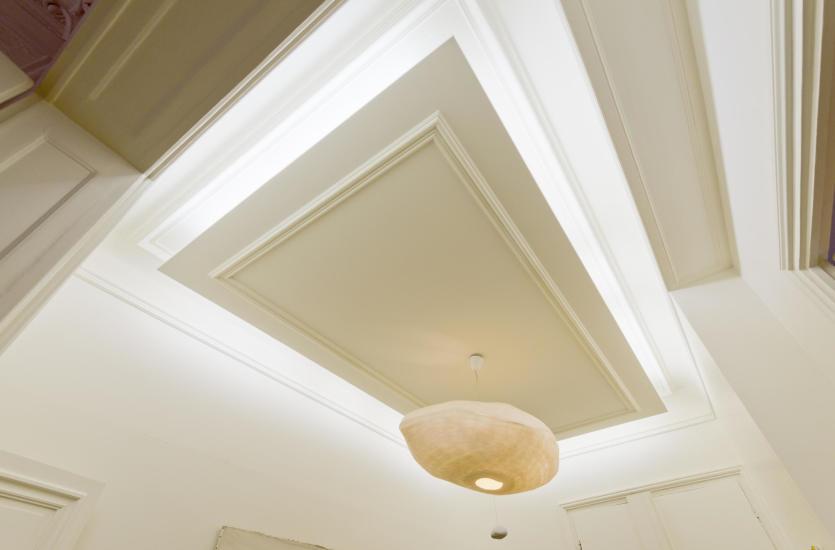 Jak zamontować podwieszany sufit?