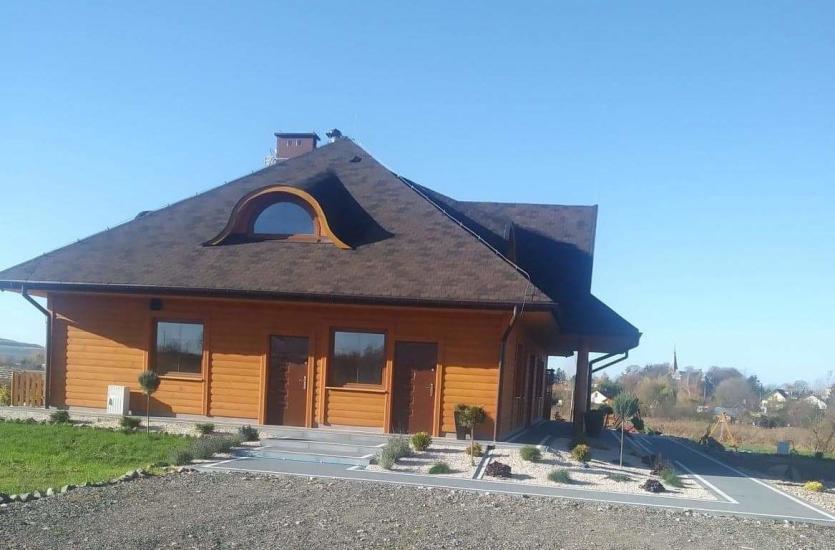 Drewniany dom, ciekawe rozwiązanie dla każdego!