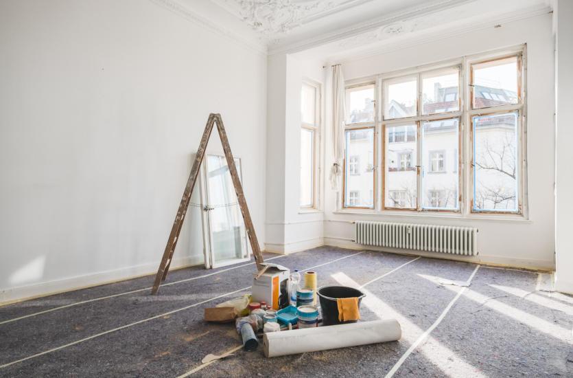 Najczęstsze błędy podczas remontu mieszkania
