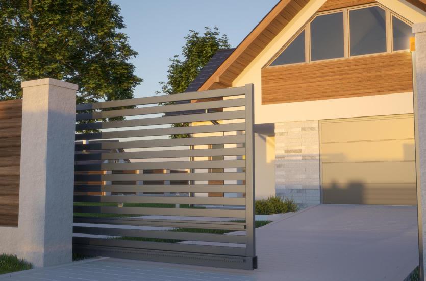 Najnowsze trendy w budowie bram i ogrodzeń