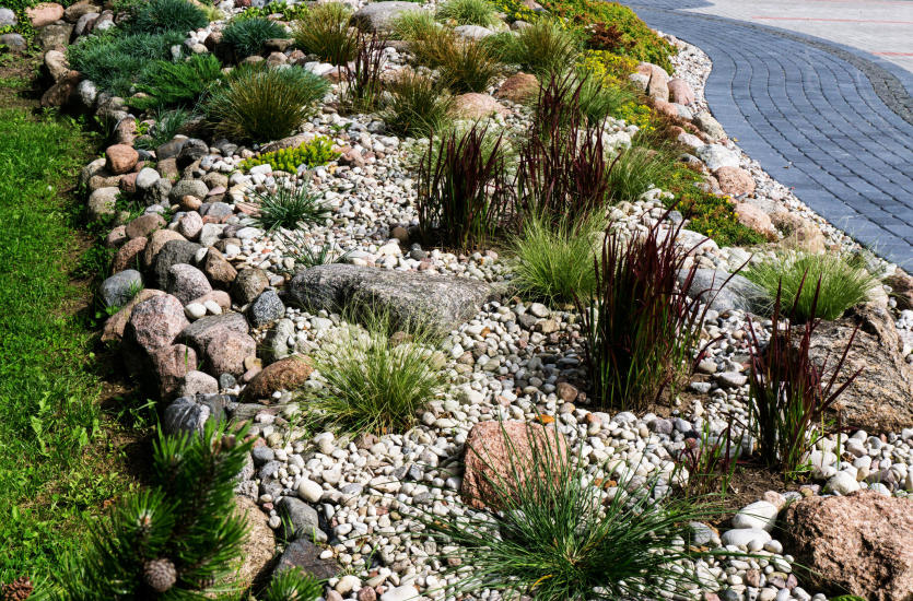 Zastosowanie kamieni w aranżacji ogrodu