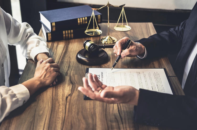 Pomoc radcy prawnego