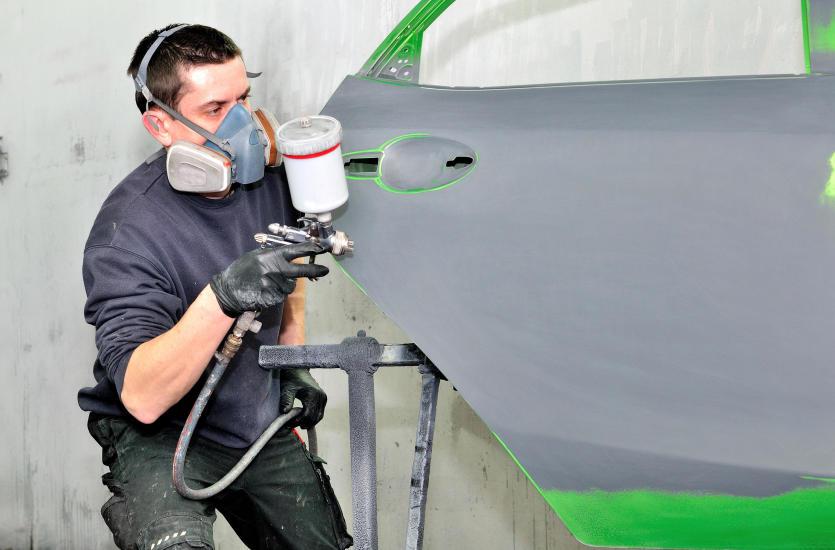 Co koniecznie należy wiedzieć o lakierowaniu samochodów?