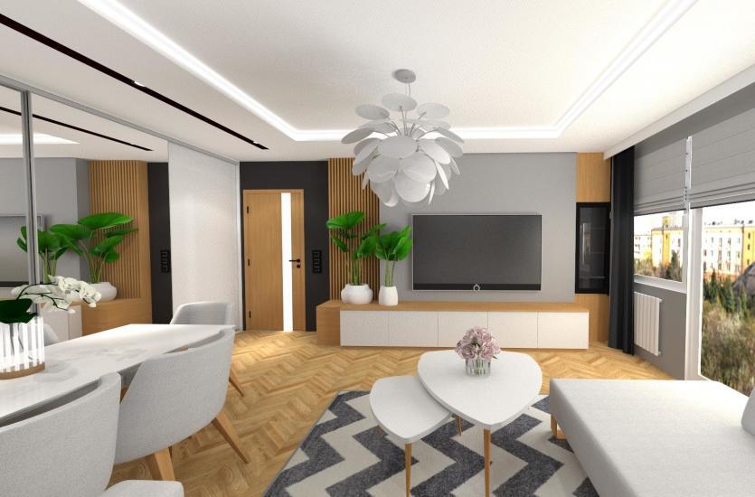 Jak zaprojektować wnętrze swojego domu
