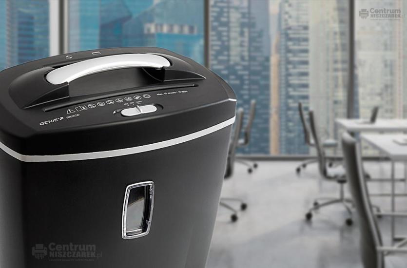 Czym powinna charakteryzować się niszczarka do małego biura?