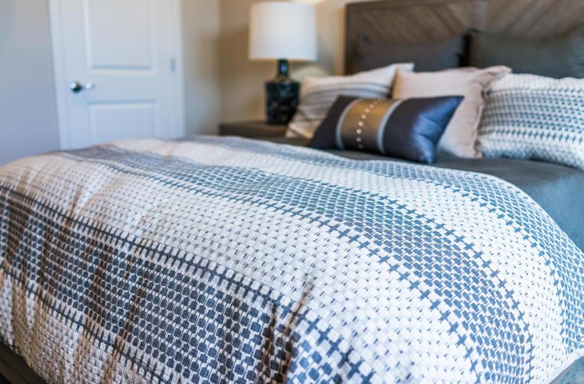 Выбирайте хорошее постельное белье и крепко спите