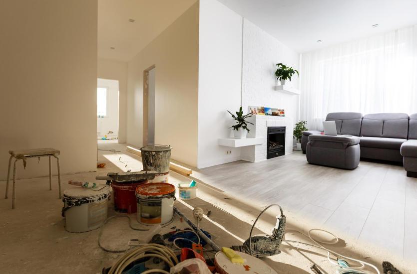 Jak przeprowadzić gruntowny remont i odnowienie pomieszczenia?