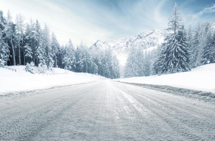Trudności związane z utrzymaniem dróg zimą