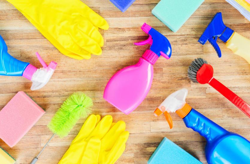 Zadbaj o czystość swojego biura