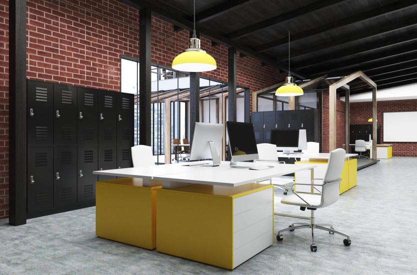 Zalety mebli biurowych na wymiar