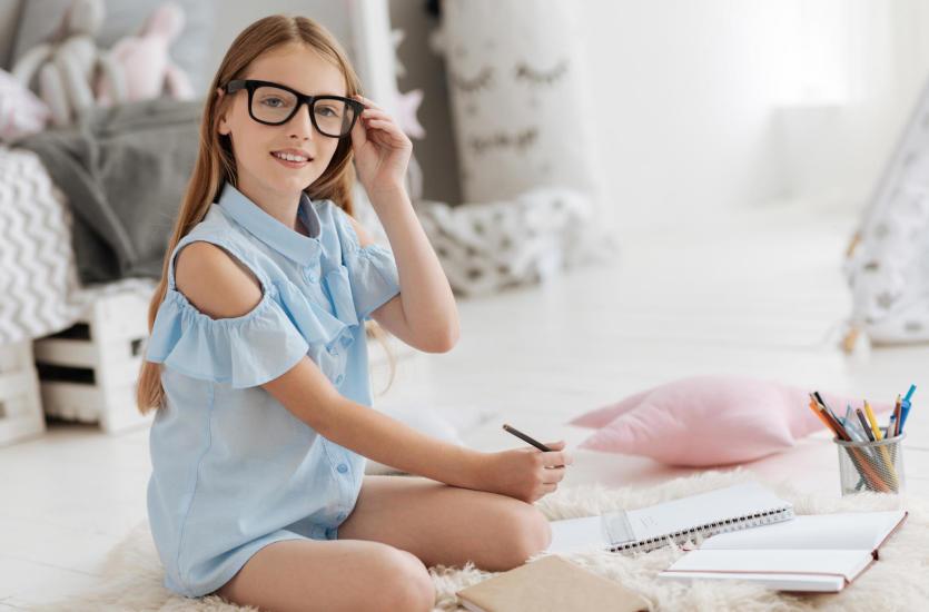 Poradnik: Jak dobrać okulary dla dziecka? Na co trzeba zwrócić uwagę?