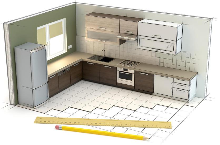 O czym należy pamiętać wybierając nowe meble kuchenne? -> Kuchnia Funkcjonalna Wymiary