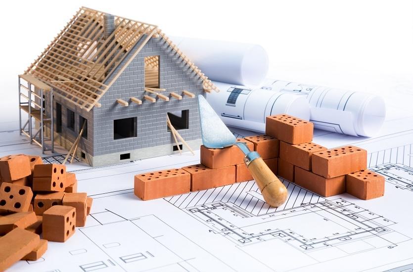 Строительство односемейного дома.  От дизайна до реализации