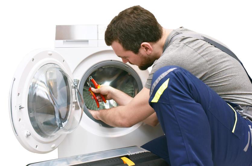 Co zrobić, gdy zepsuje się pralka?