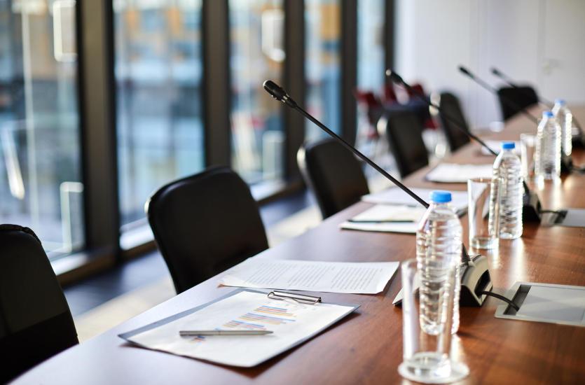 Formy i techniki dokumentowania konferencji i posiedzeń