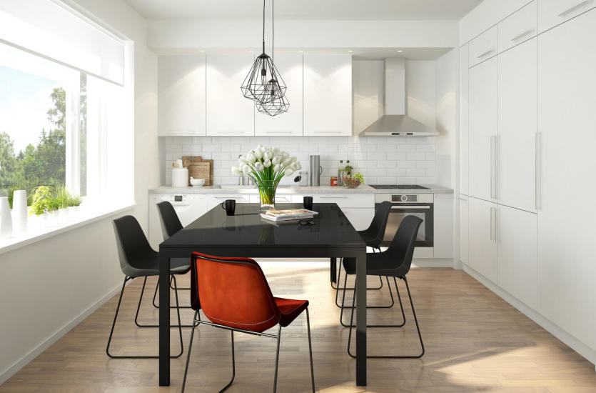 nowoczesne aranżacje kuchni � nie tylko minimalizm
