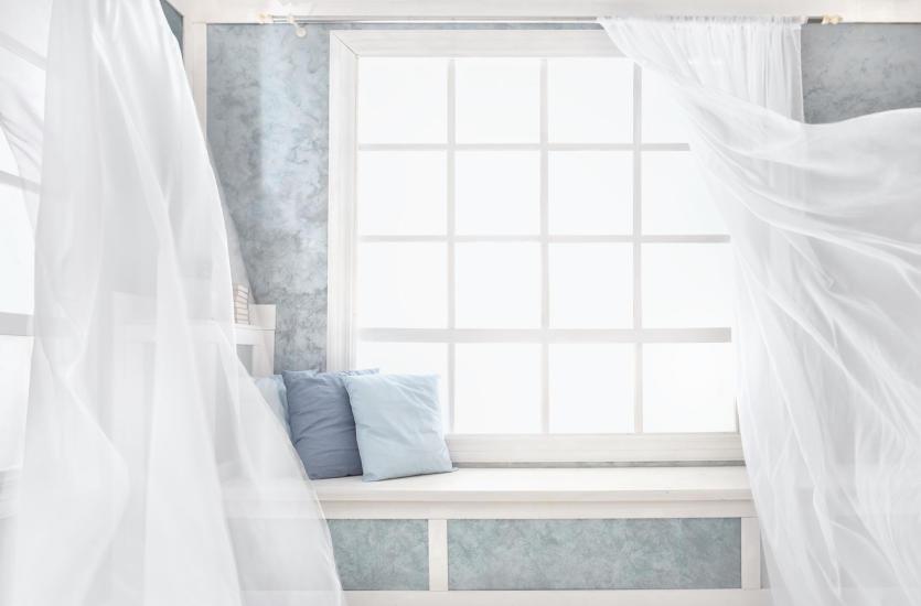 Piękna aranżacja okien w kilku prostych krokach