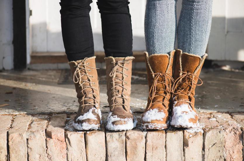 Jak wybrać buty zimowe?