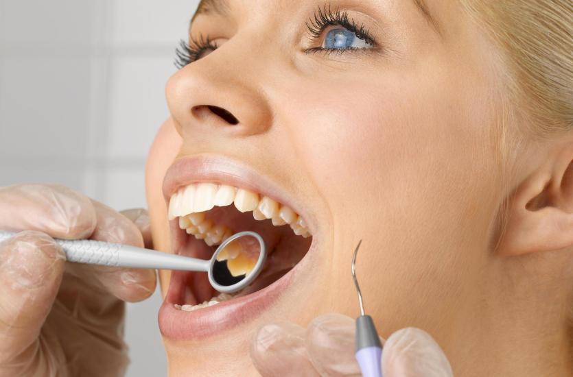 Zabiegi profilaktyczne jamy ustnej