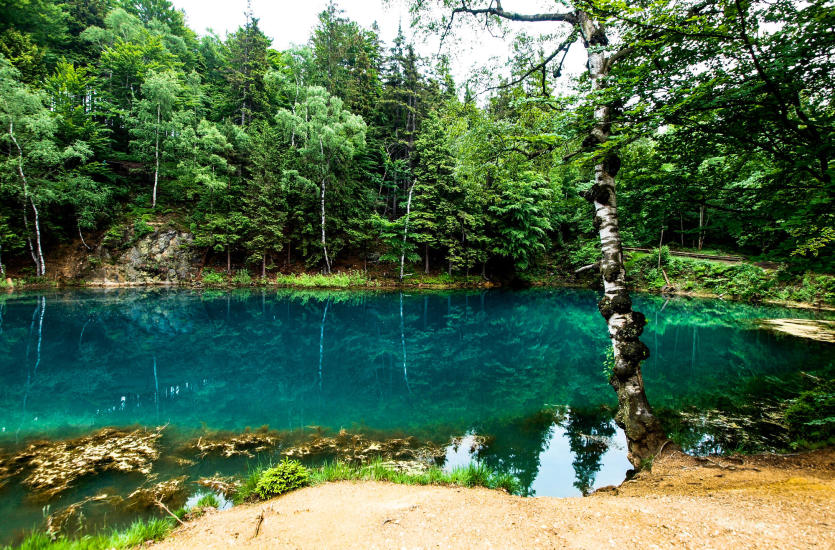 Gdzie są Kolorowe Jeziorka i dlaczego musisz je odwiedzić?