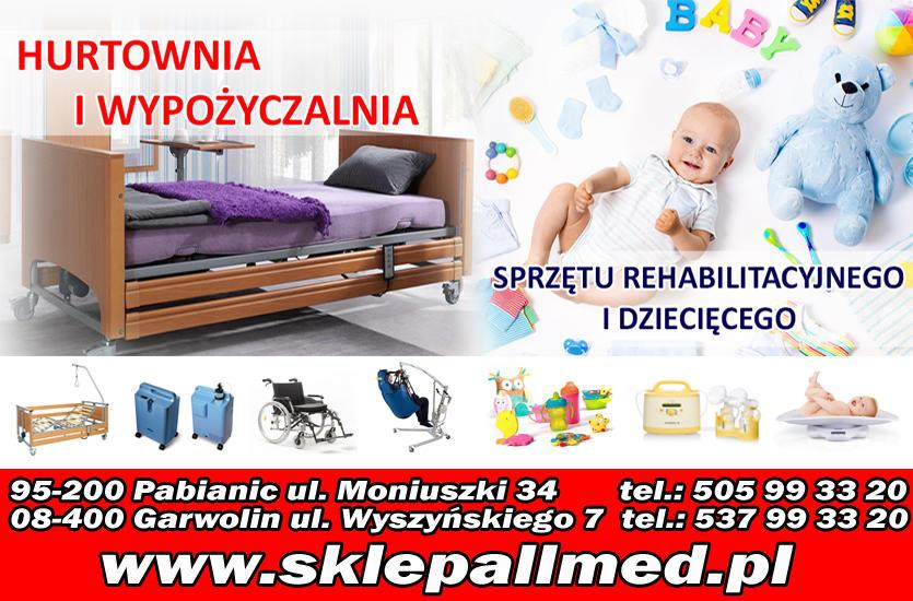 Wynajem I Kupno łóżka Rehabilitacyjnego W Sklepach Medycznych