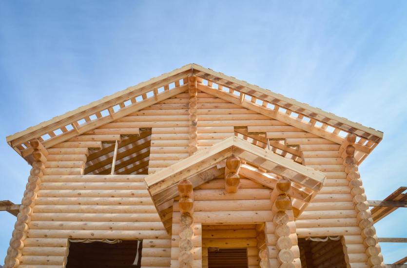 Bardzo dobry Dom z bali drewnianych – w nim możesz być bliżej natury DC15