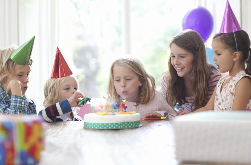 Детский день рождения - какие украшения подойдут лучше всего?
