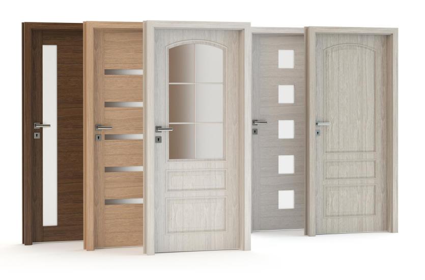 Выбор правильных входных и межкомнатных дверей
