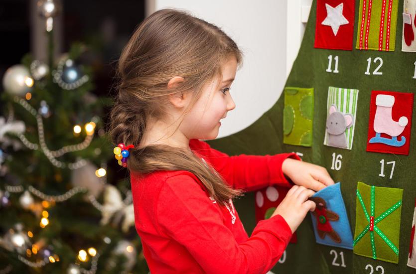 Jak samodzielnie zrobić kalendarz adwentowy dla dziecka?