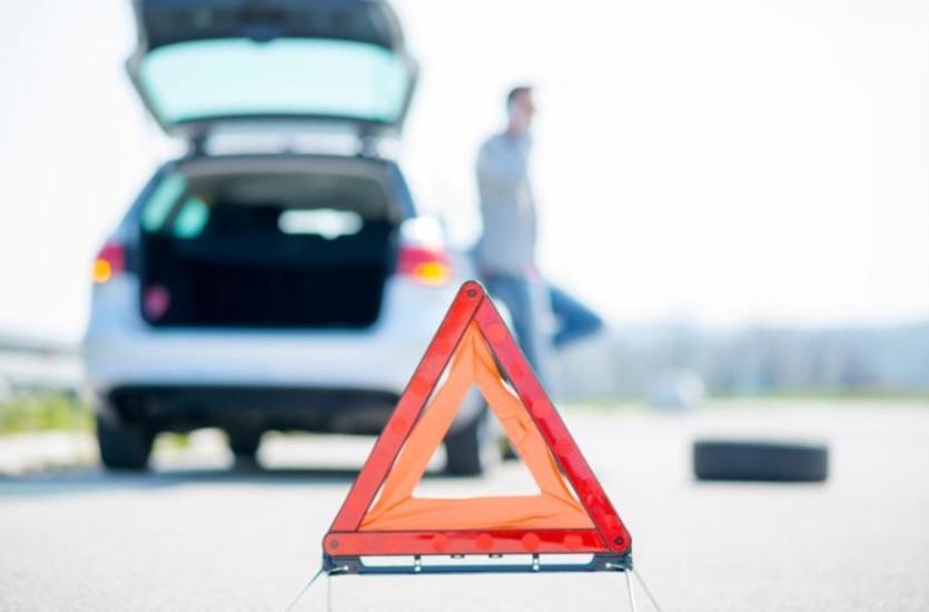 Co zrobić, podczas awarii pojazdu na autostradzie?