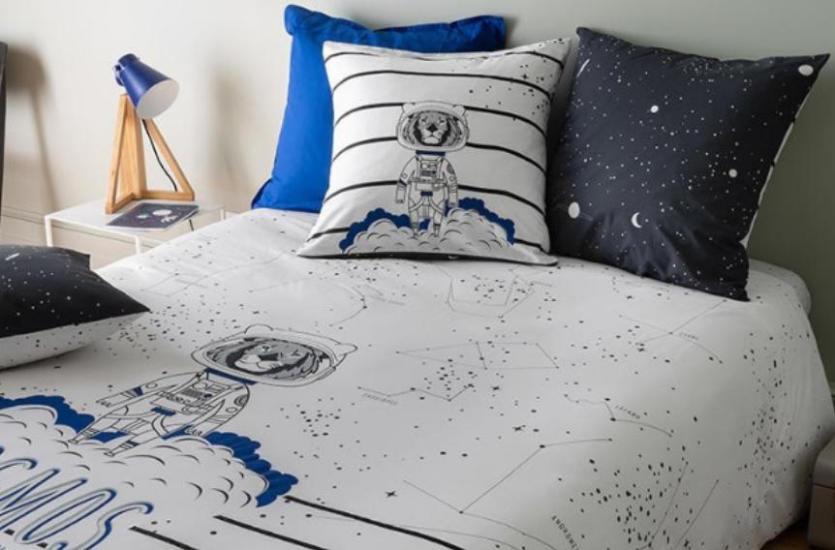 Jakie tekstylia sprawdzą się w sypialni dziecka?