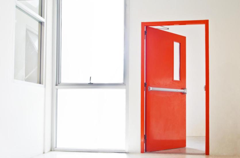Cechy drzwi