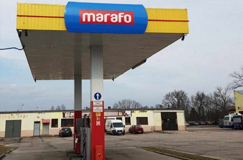 Stacja benzynowa – nie tylko paliwo