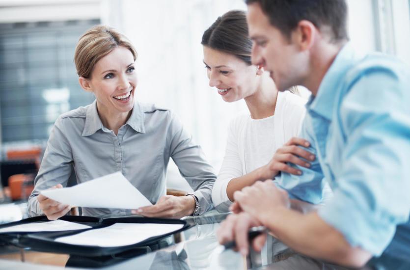 Причины, по которым вам следует работать с финансовым посредником